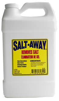 Salt Away for Cleaning Fishing Reels